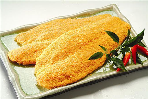 Breaded Pangasius Fillets