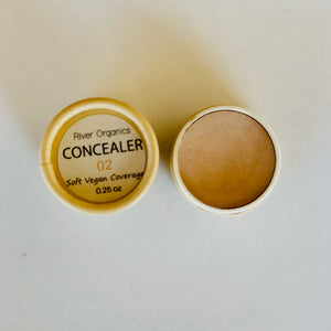 コンシーラー / Zero Waste Concealer by River Organics