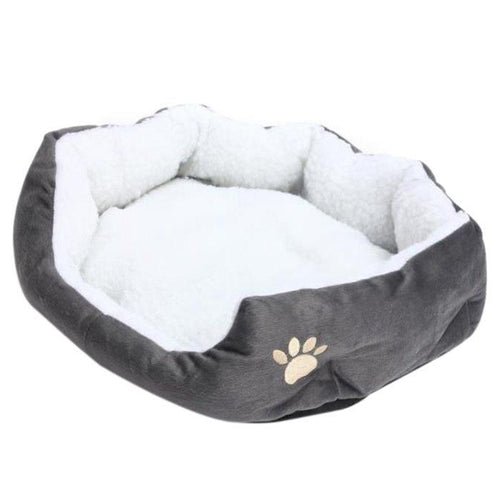 trendweekly.com:Pet's Nest Warm Washable Bed
