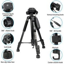 Load image into Gallery viewer, trendweekly.com:Photographic Tripod Monopod Travel Stand