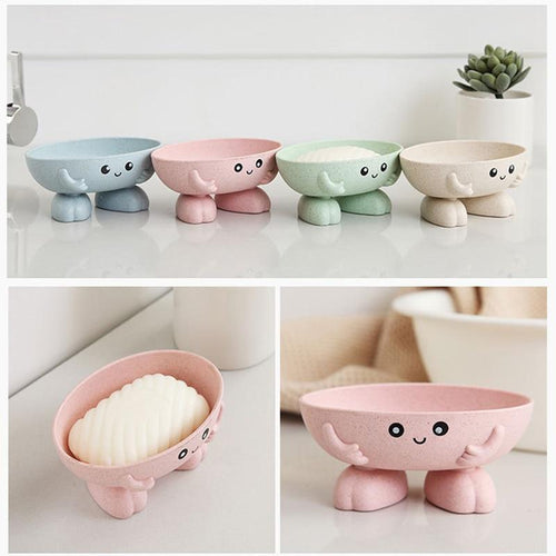 trendweekly.com:Children'S Toy Cartoon Shape Soap Box