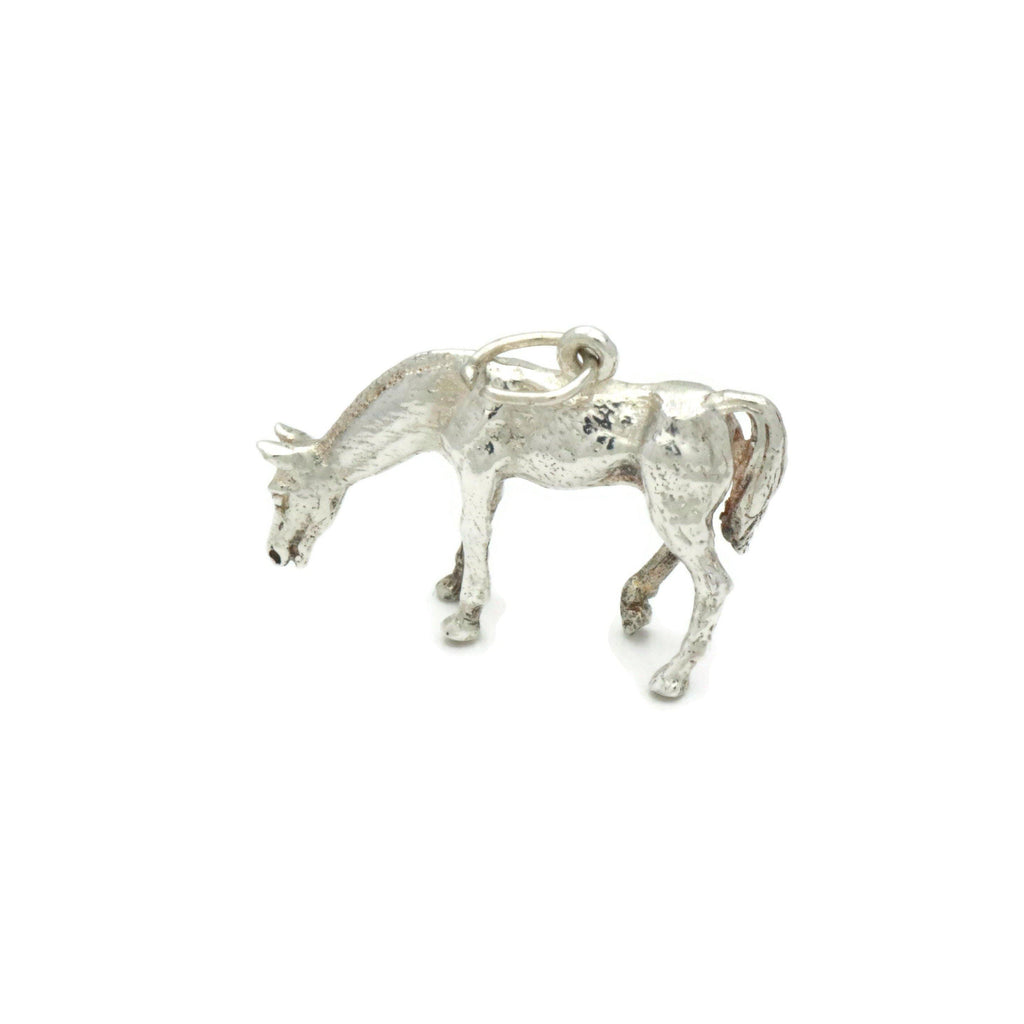 Full Horse Pendant 925 Sterling Silver - Renee Isabella