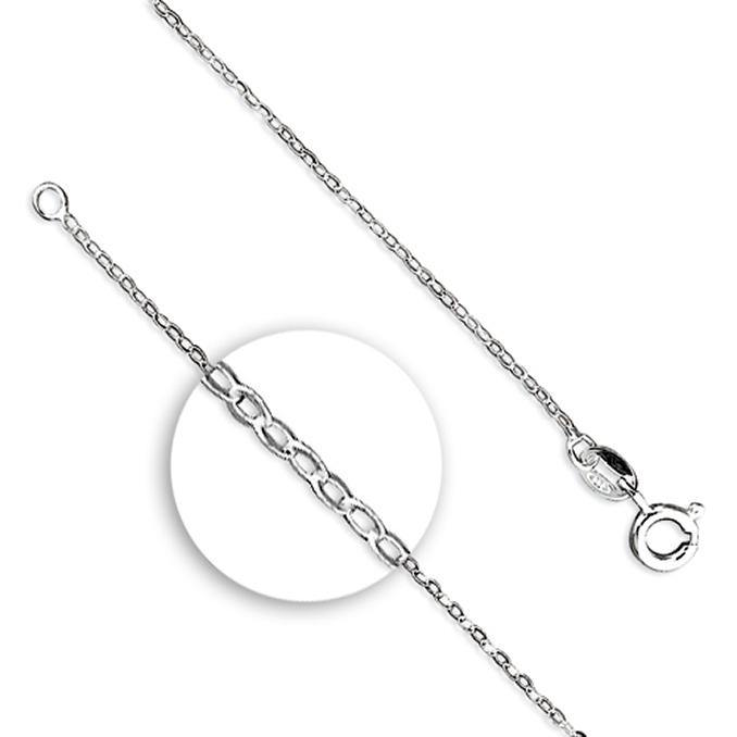 ADD ON ITEM: 925 Sterling Silver Trace Chain - Renee Isabella