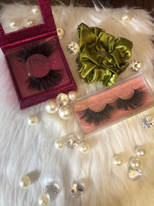 Danger lash set