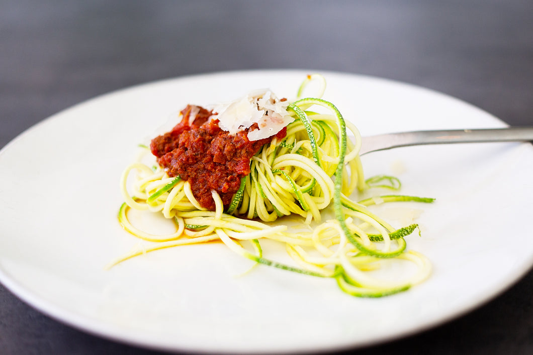 Bolognese Zoodle