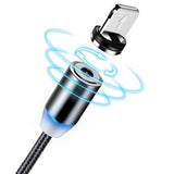 3 in 1 Magnetic Fast Charging Cable - The Genie Tech