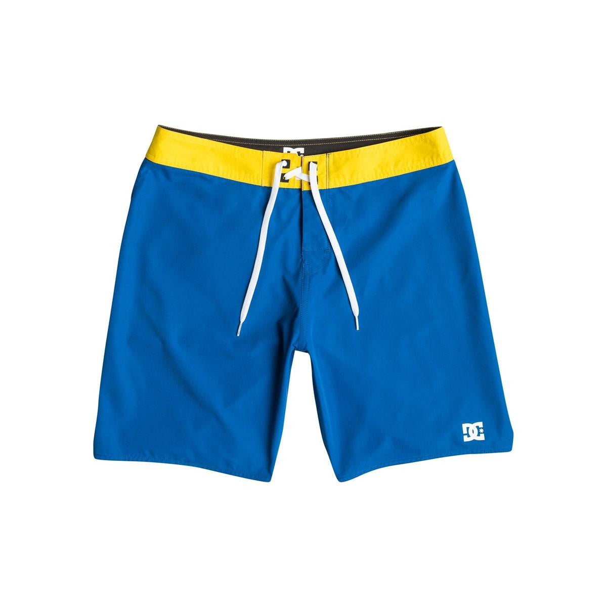 DC Trip Hoppin Boardshorts Mens Royal Blue New