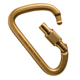 Mad Rock XL Steel Screw Carabiner