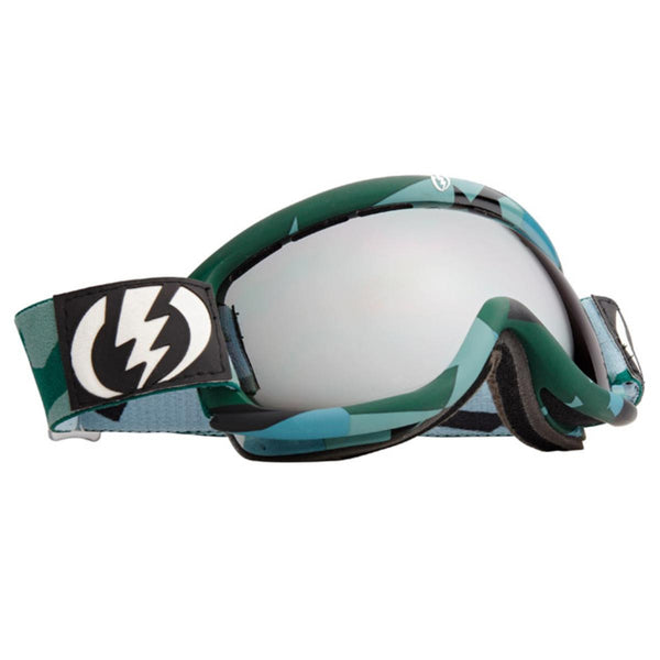 Electric EG.5S Goggles Disorganize Bronze Silver Chrome