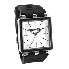 Rockwell CF Carbon Fiber Silicone Men's Watch
