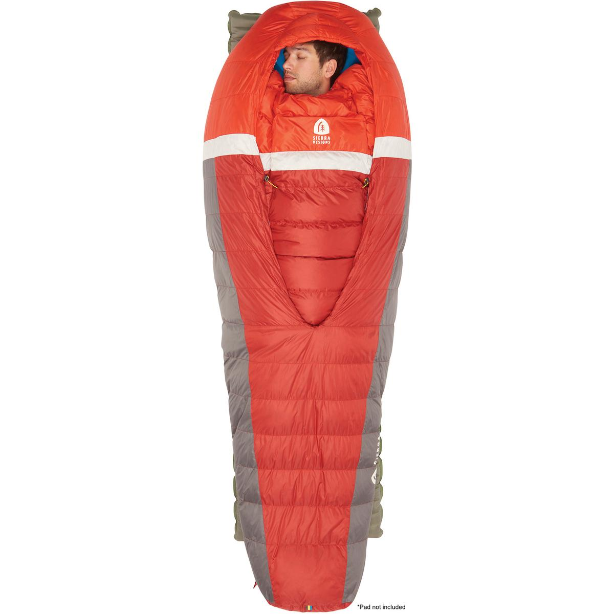 Sierra Designs Backcountry Bed 700 20 Degrees Men's Sleeping Bag