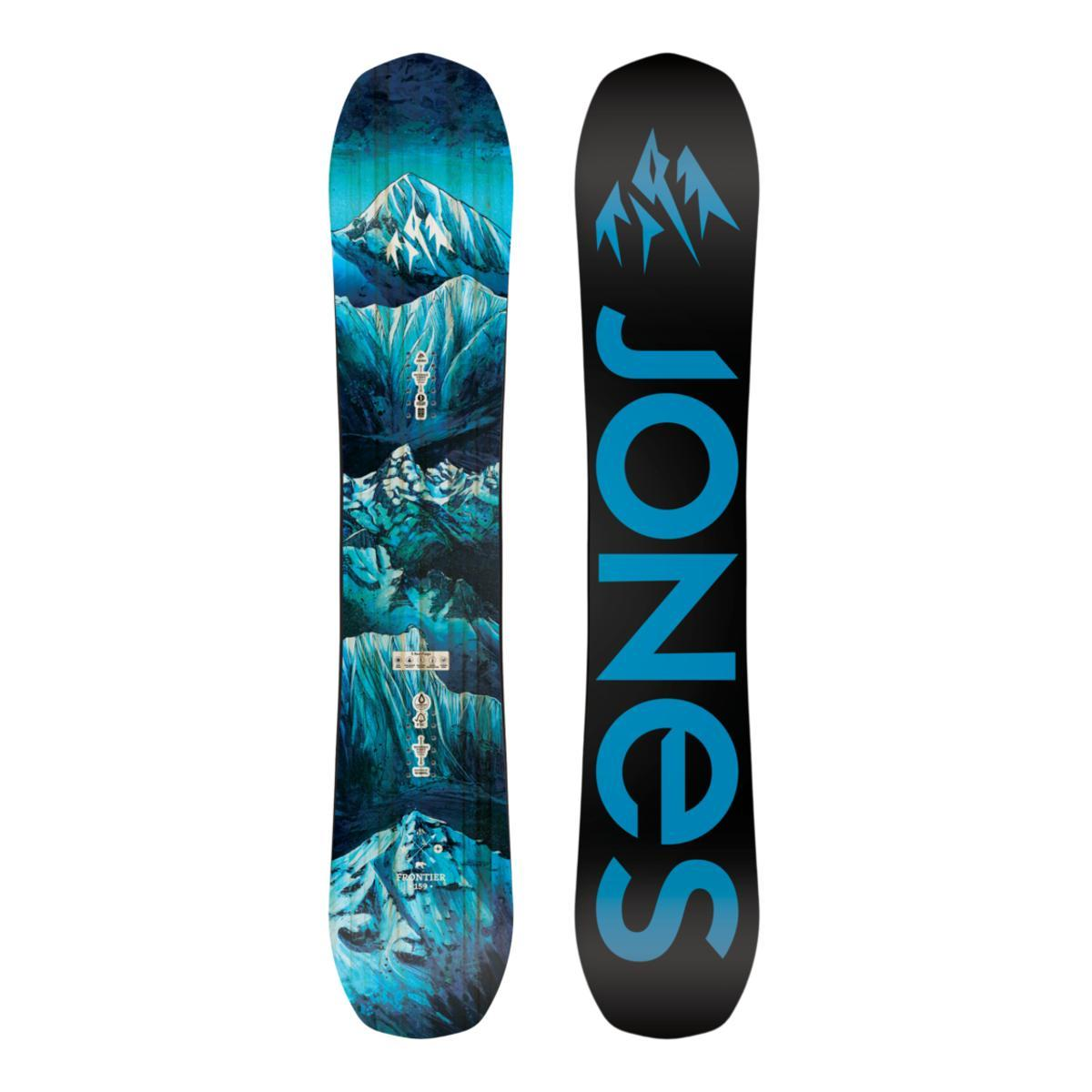 Jones Frontier 2020 Men's Snowboard
