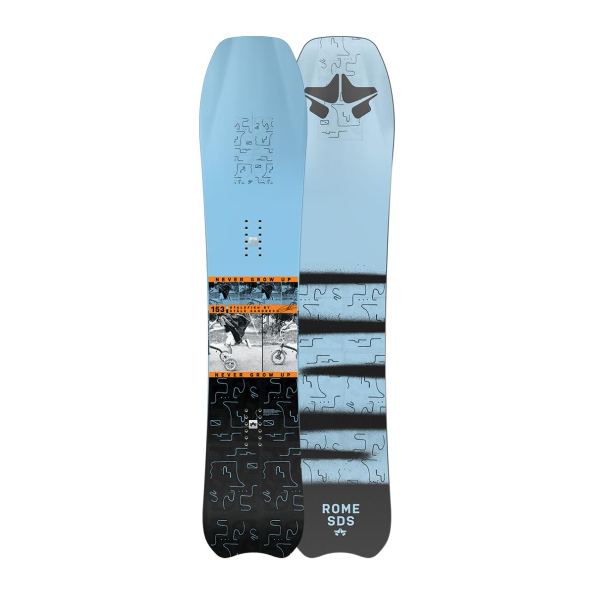 Rome Stale Fish 2021 Men's Snowboard