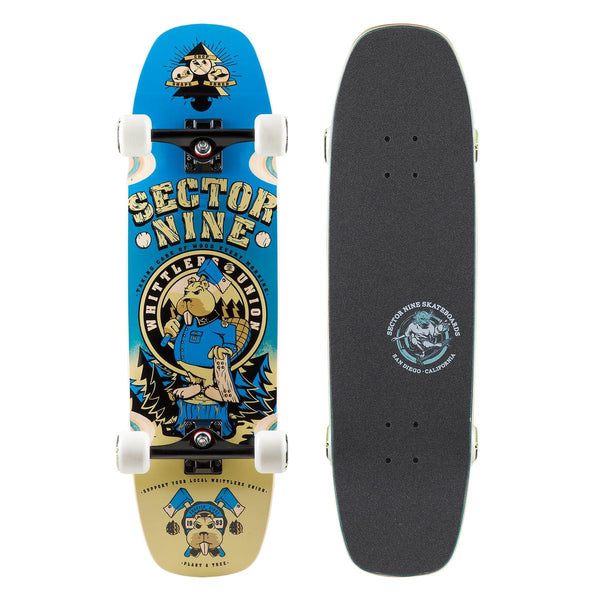 Sector 9 Woodshed
