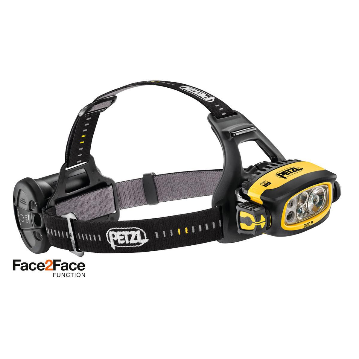 Petzl DUO S 1100 Lumens Headlamp