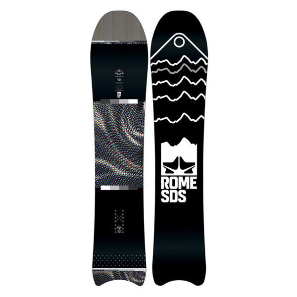 Rome Powder Division 2019 Men's Snowboard