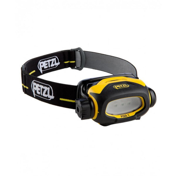Petzl Pixa 1 Headlamp Black Yellow