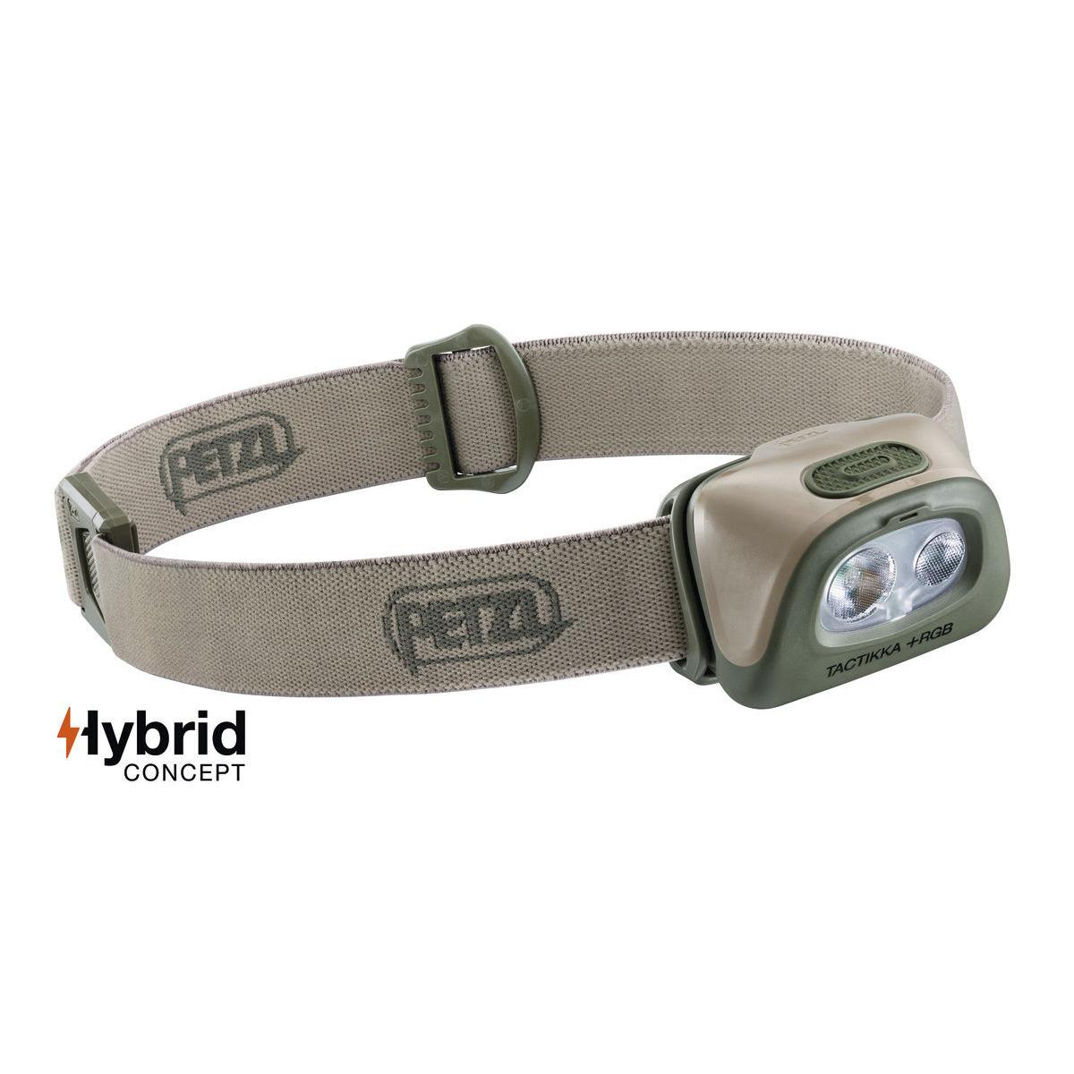 Petzl TACTIKKA+ RGB 350 Lumens Headlamp