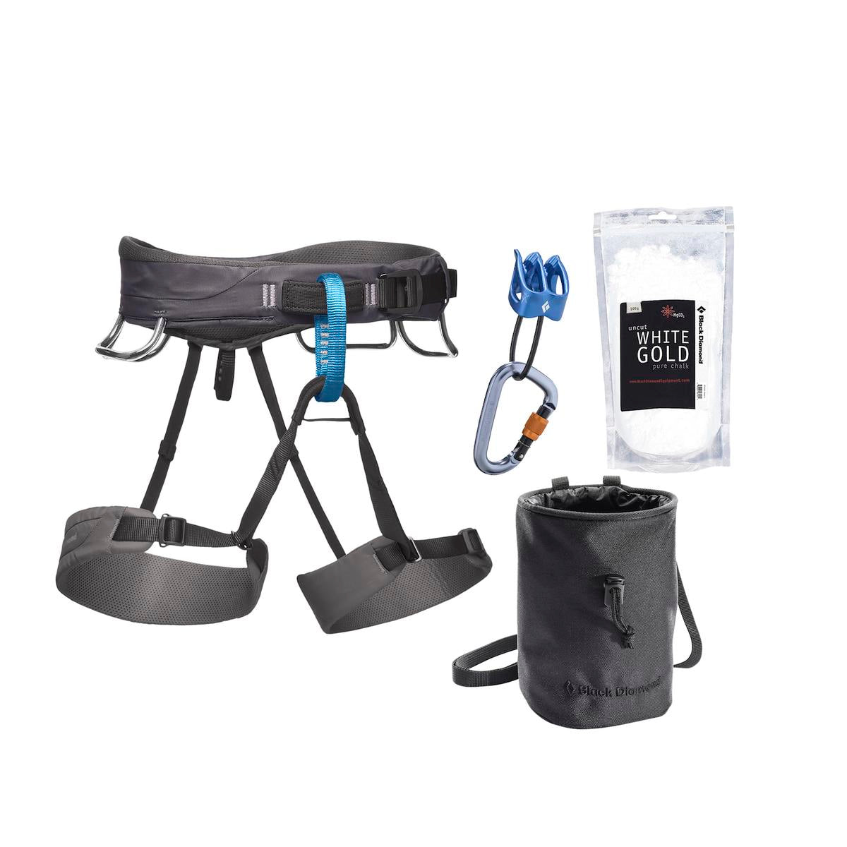 Black Diamond Momentum Harness Package Men's