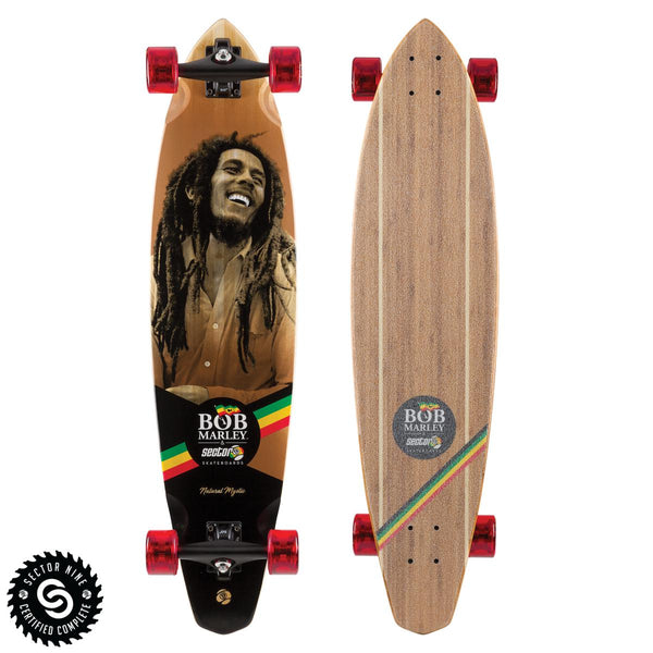 Sector 9 Natural Mystic Complete Longboard