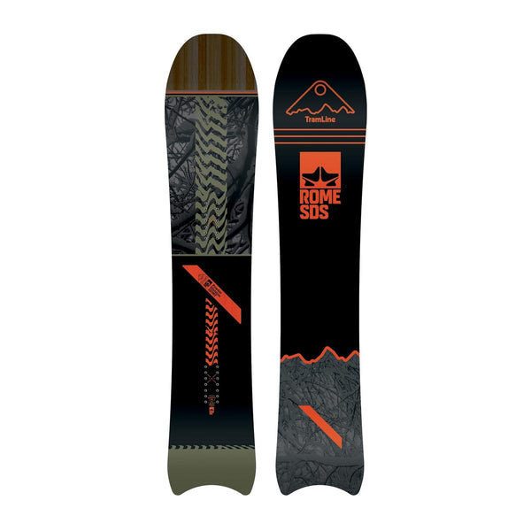 Rome Powder Division 2020 Men's Snowboard