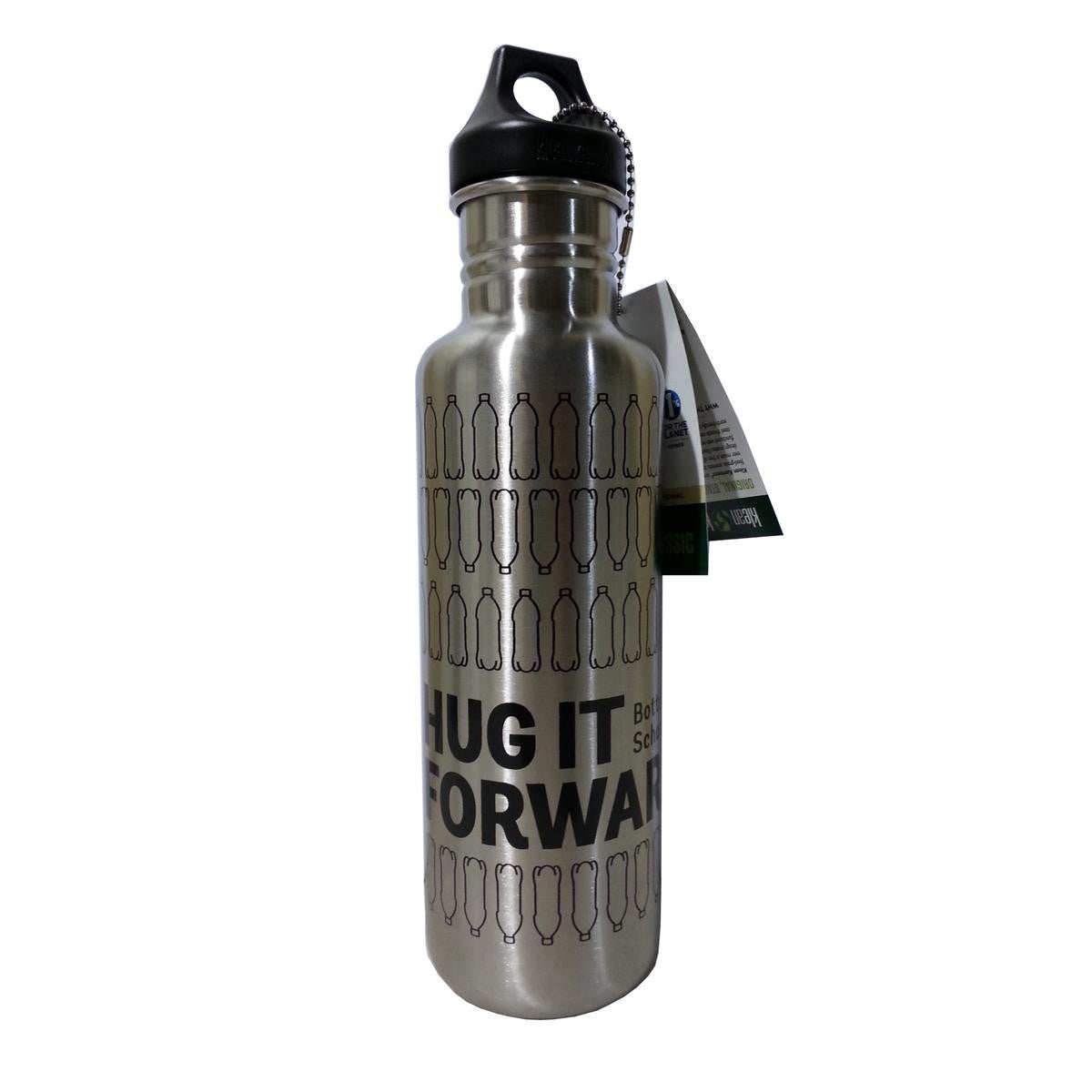 Hug it Forward Hug It Forward Water Bottle Stainless Steel Klean Kanteen 27oz
