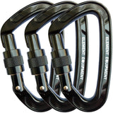Element Equipment Techlite 3 Pack Carabiners