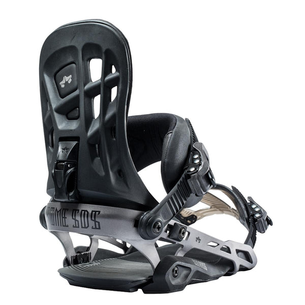 Rome 390 Boss 2019 Men's Snowboard Bindings