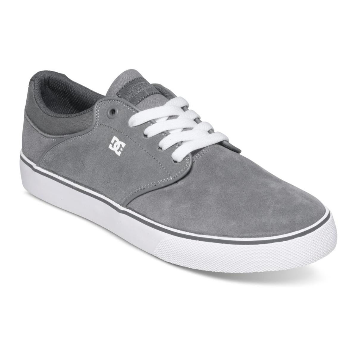 DC Mikey Taylor Shoes Men's Dark Grey Battleship Low Top Multiple Sizes New