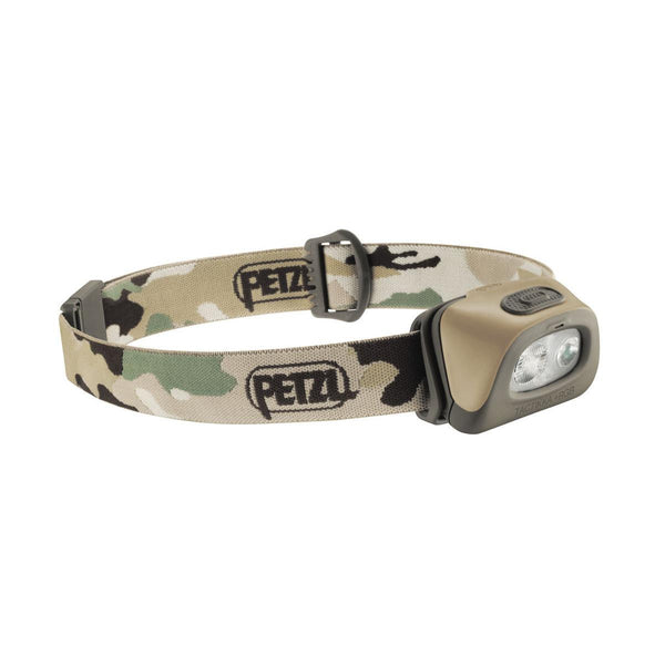 Petzl Tactikka Plus + RGB Headlamp New