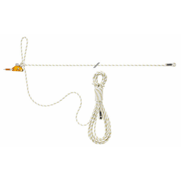 Petzl Grillon Adjustable Lanyard/Temporary Lifeline