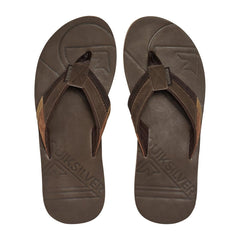 Quiksilver Hiatus Leather Men's Sandals