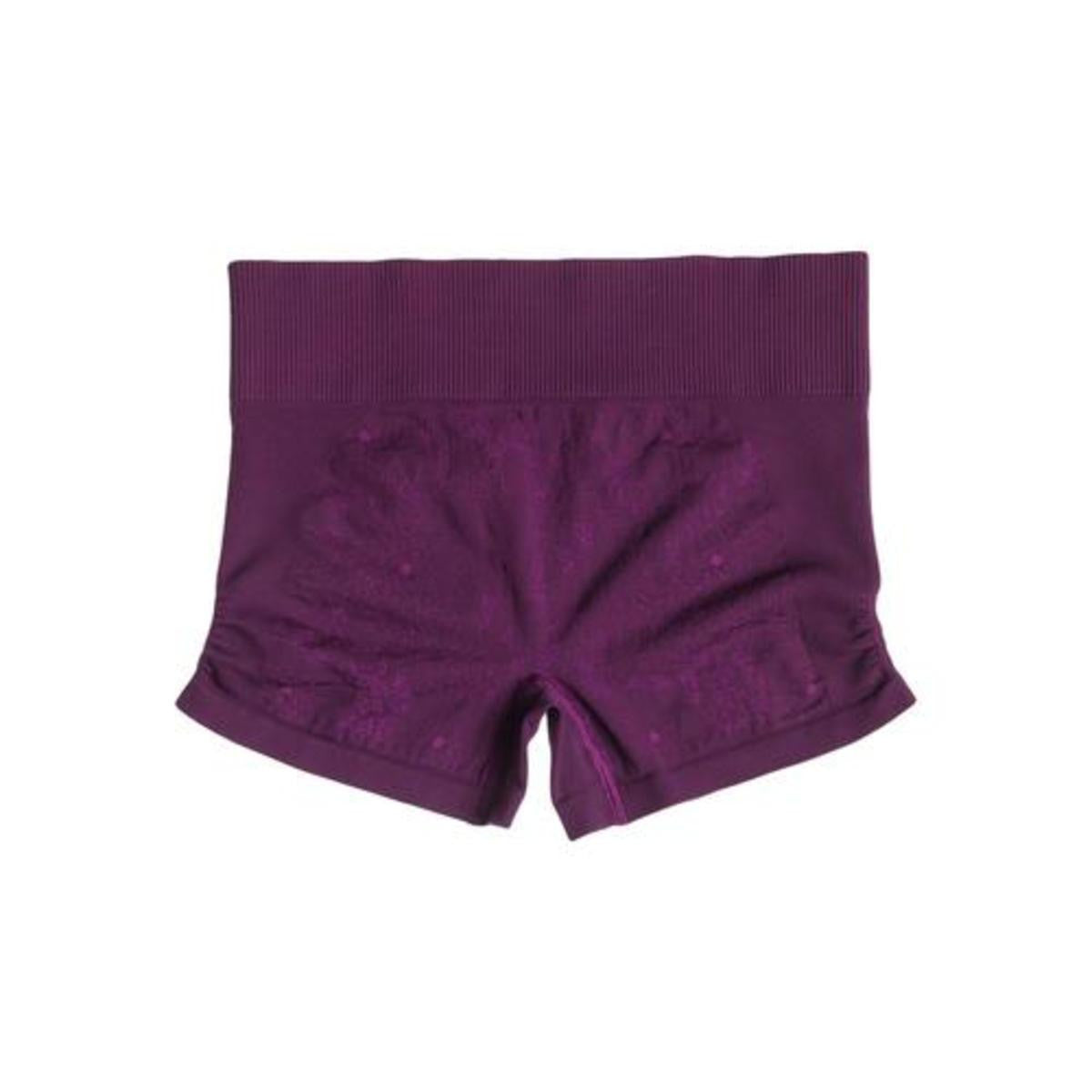 Roxy Stunner Seamless Shorts Blackberry New Womens
