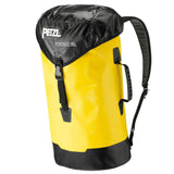 Petzl Portage Pack Bag 30L Black Yellow