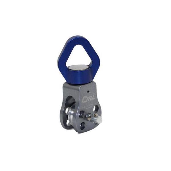 CMI Swivel Pulley with Removable Sheave Climbing Equipment
