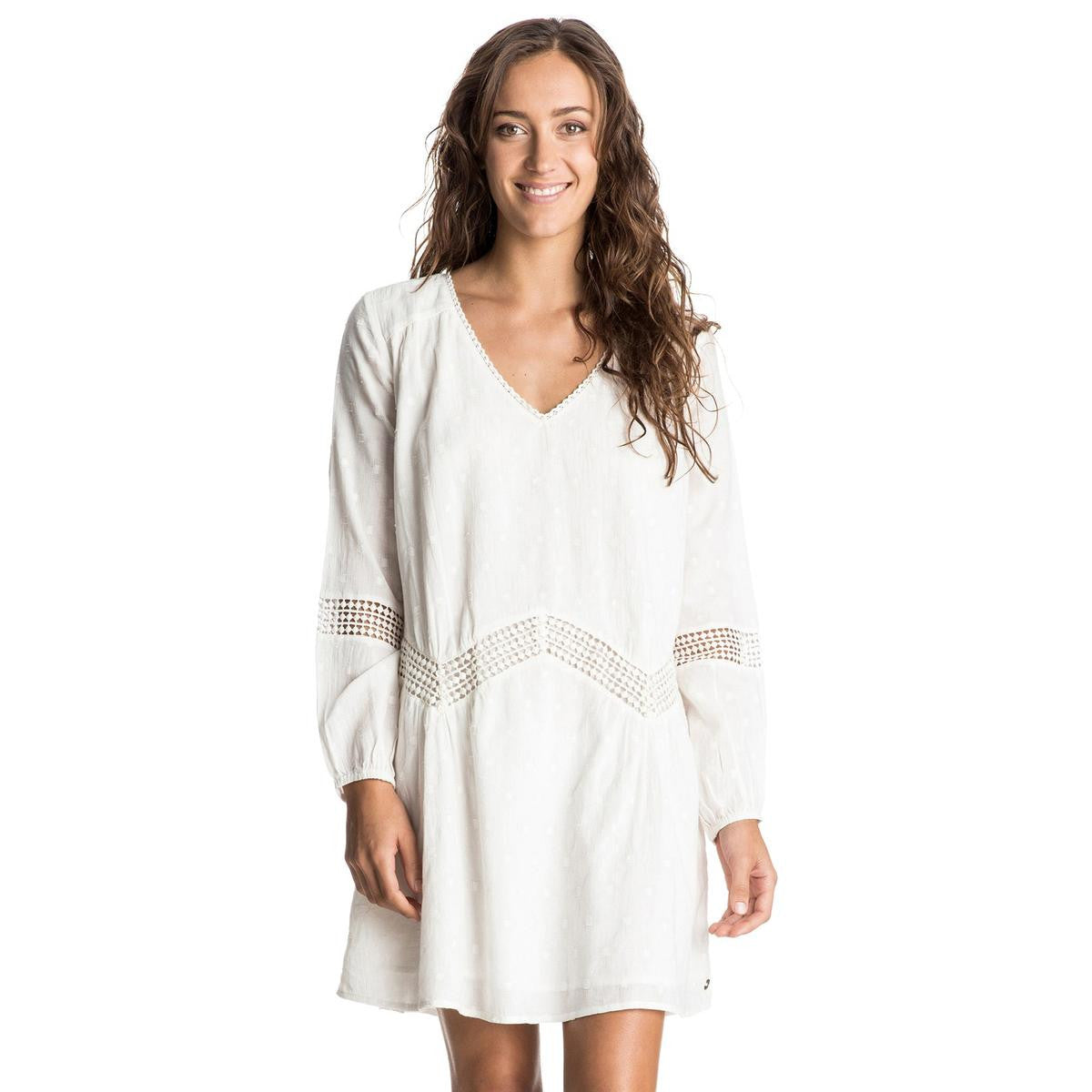 Roxy Cali Stars Long Sleeve Womens Dress