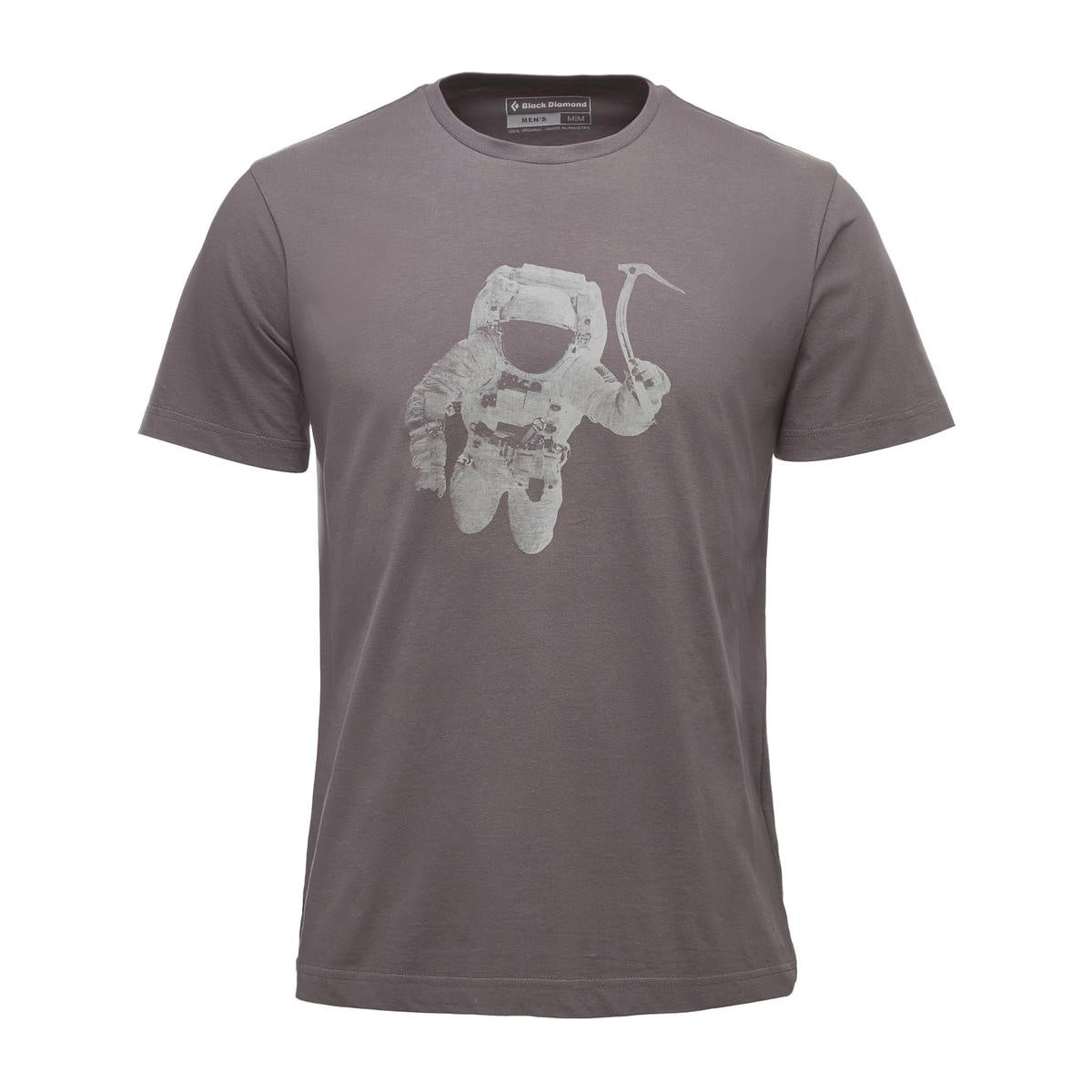 Black Diamond M SS Spaceshot Tee Men's Shirt