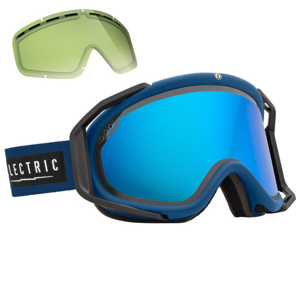 Electric Rig Goggles