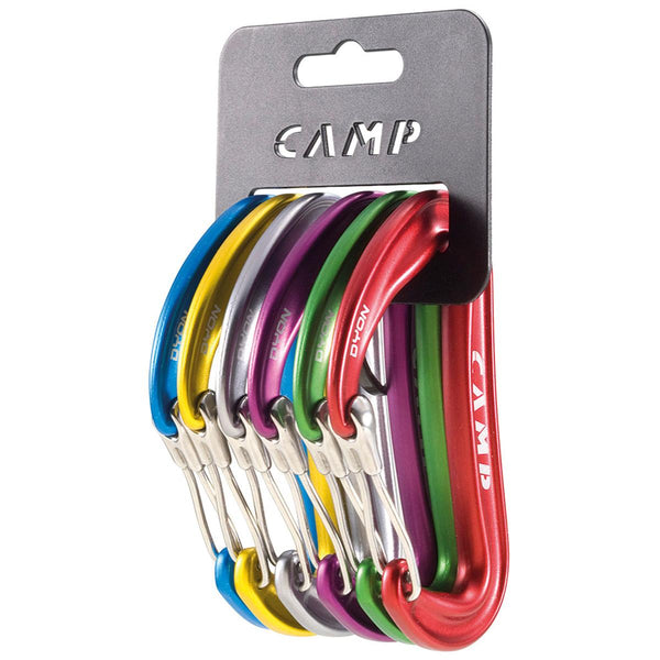 Camp USA Dyon Rack Pack Carabiners