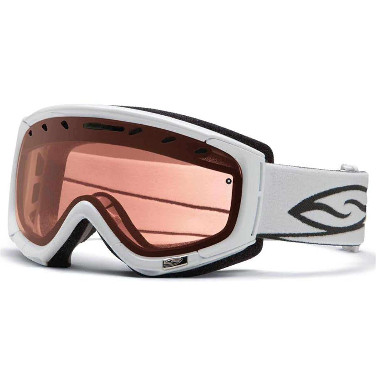 Smith Phenom Goggles White Bronze