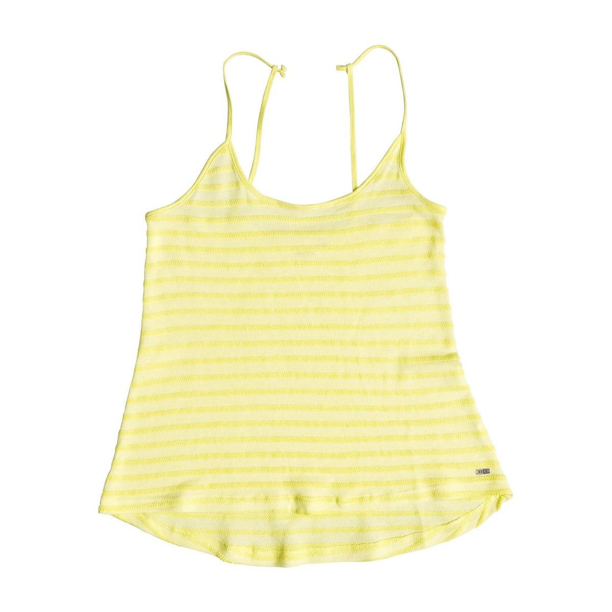 Roxy Twin Lakes Tank Top Limeade New Womens