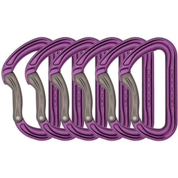 DMM Shadow 6 Pack Carabiners