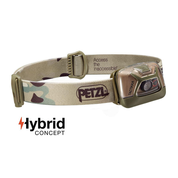 Petzl Tactikka 200 Lumens Headlamp