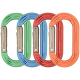DMM PerfectO Straight Gate 4 Pack Carabiners