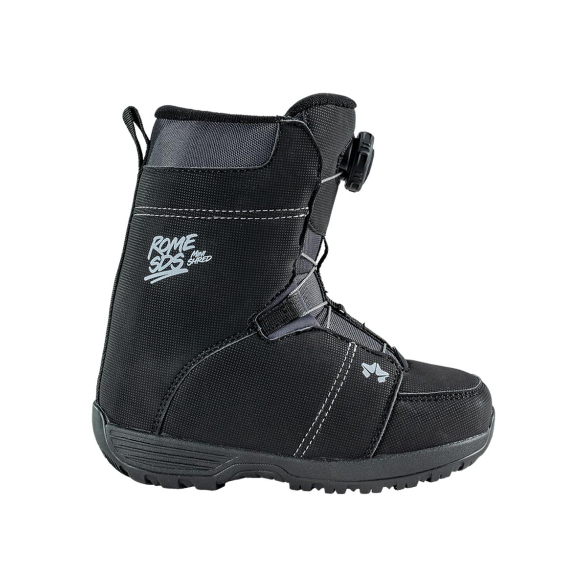 Rome Minishred 2021 Youth Snowboard Boots