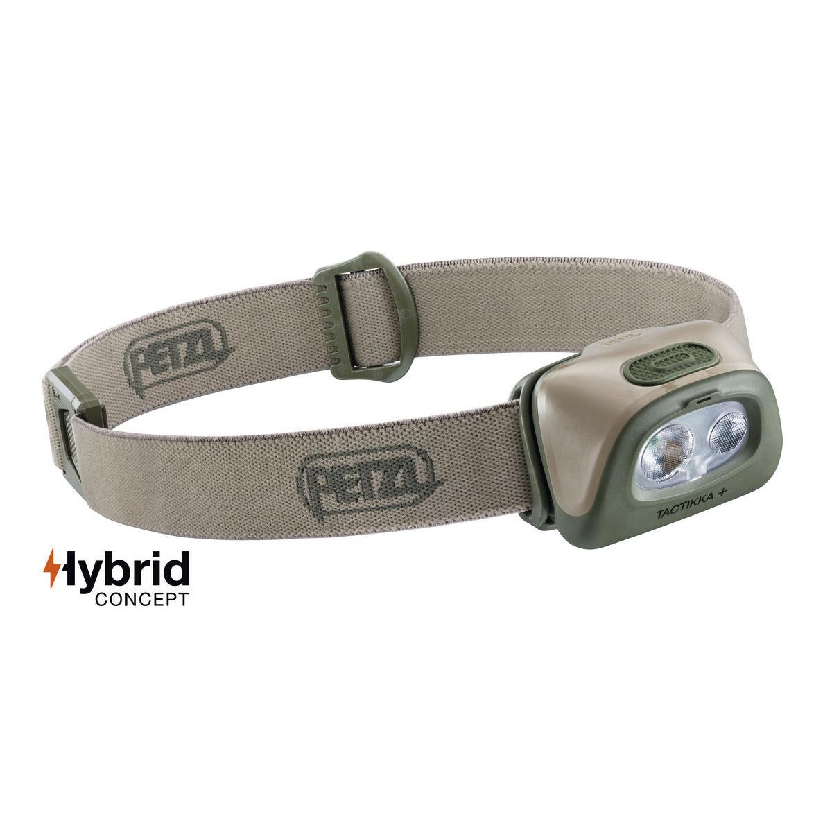 Petzl TACTIKKA+ 350 Lumens Headlamp