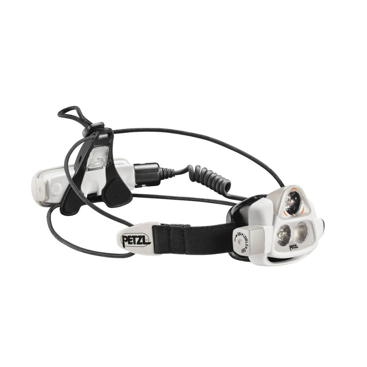 Petzl NAO Rechargeable Headlamp 575 Lumens