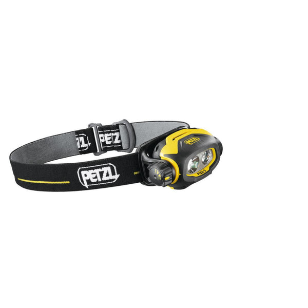 Petzl Pixa 3R Headlamp Black Yellow