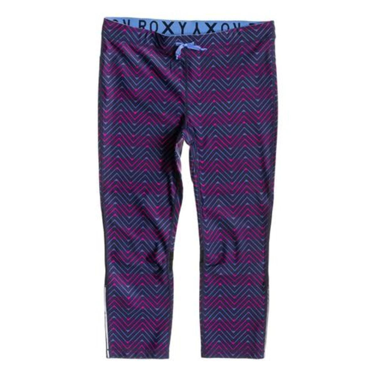 Roxy Relay Capri Astral Aura Chevron New Womens