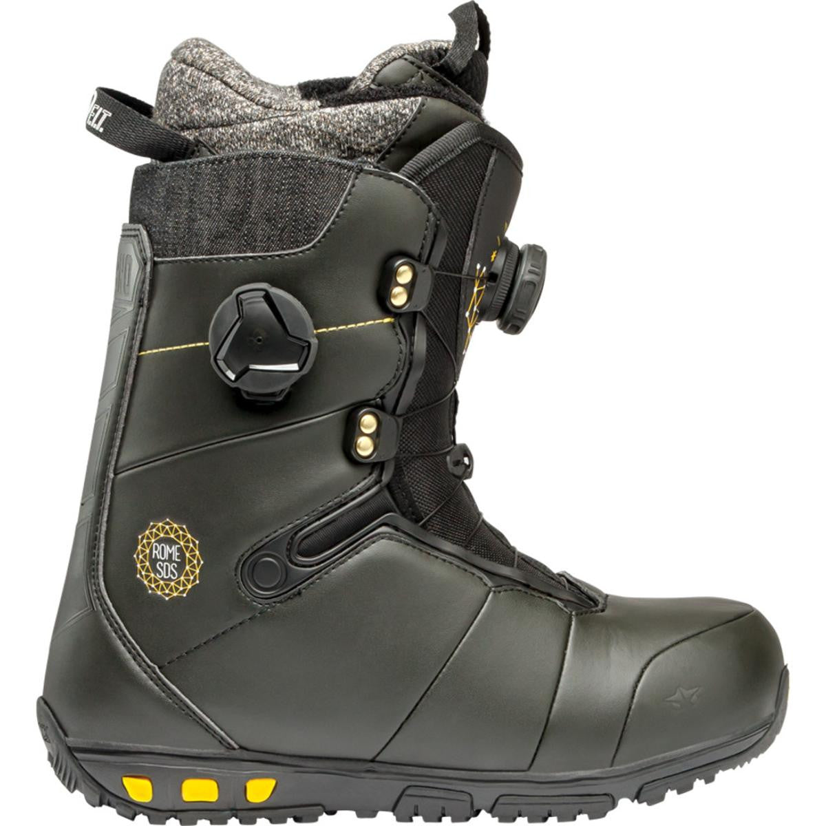 Rome Inferno Snowboard Boots Womens Black Multiple Sizes